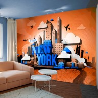 Fototapet - Welcome ... New York!