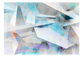 Fototapet - Blue fog - B150xH105cm
