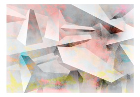Fototapet - Pastel fog - B150xH105cm