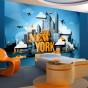 Fototapet - New York - welcome
