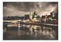 Fototapet - Cloudy night - B400xH280cm