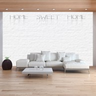 Fototapet - Home, sweet home - wall