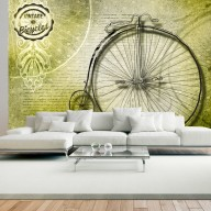 Fototapet - Vintage bicycles