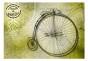 Fototapet - Vintage bicycles - 400x280cm