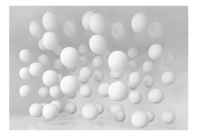 Fototapet - Dance of molecules - B150xH105cm
