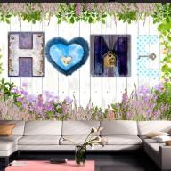 Fototapet - Cornflower seclusion