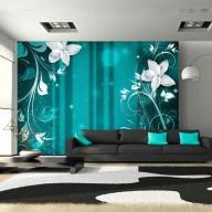 Fototapet - Blooming verdigris