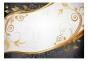 Fototapet - Gold twig - B400xH280cm