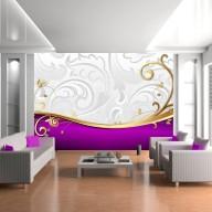 Fototapet - Purple delicacy