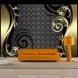 Fototapet - Golden curtain