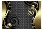 Fototapet - Golden curtain - B400xH280cm