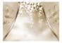 Fototapet - Gold dust - B400xH280cm