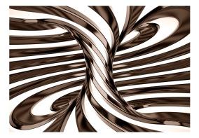 Fototapet - Chocolate lollipop - B150xH105cm