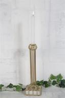 Ljusstake Marmor H30cm