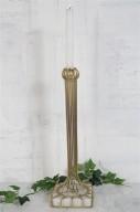 Ljusstake Marmor H40cm