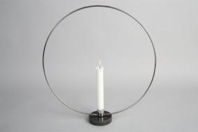 Ljusstake Ring 40cm