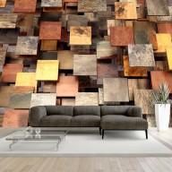 Fototapet - Copper Roof