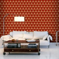 Fototapet - Red Hive