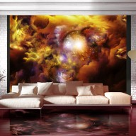 Fototapet - Universe: big bang