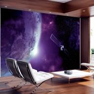 Fototapet - Purple Universe