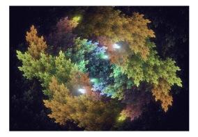Fototapet - Magical Nature - B150xH105cm