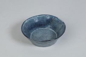 Blå Dessertskål