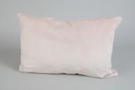 Ljusrosa Kuddfodral 40x60cm