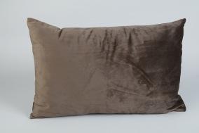 Brunt Kuddfodral 40x60cm - Brun