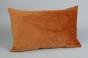 Brunt Kuddfodral 40x60cm - Corall