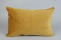 Brunt Kuddfodral 40x60cm - Guld