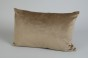 Brunt Kuddfodral 40x60cm - Ljusbrun