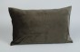 Brunt Kuddfodral 40x60cm - Oliv