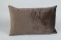 Beiget Kuddfodral 40x60cm - Brun