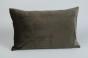 Beiget Kuddfodral 40x60cm - Oliv
