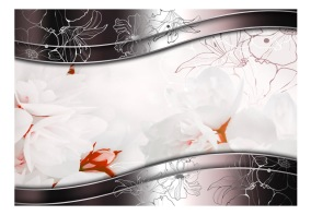 Fototapet - The smell of jasmine - B150xH105cm