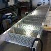 Aluminiumstege