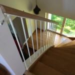 Enkelt trappräcke