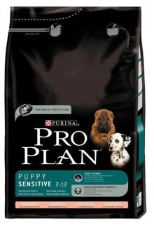 Pro Plan Puppy Sensitive Salmon & Rice