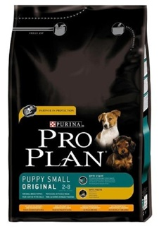 Pro Plan Puppy Small Chicken & Rice