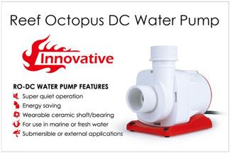 Reef Octopus DC vatten pumpar - RO-DC-3500