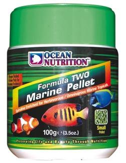 Formula Two marine small pellets - 100g