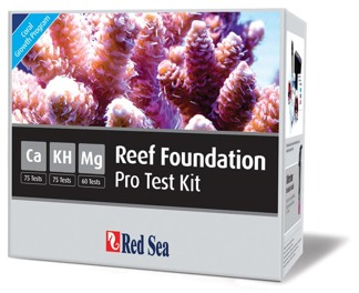 Reef Foundation Test Kit -