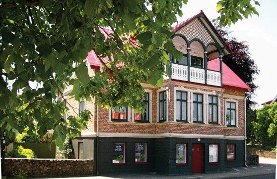 Grön Frisör Köpmansgatan 54 Båstad