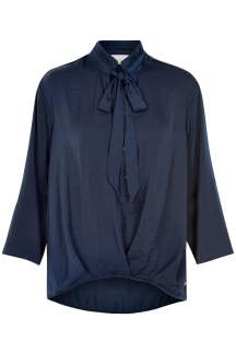 comma blouse navy - comma blouse 34