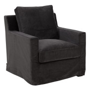 GUILFORD Armchair dark
