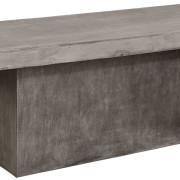 CAMPOS Diningtable grey