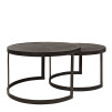 ALANSO Coffee Table 2-set - ALANSO Coffee Table 2-set