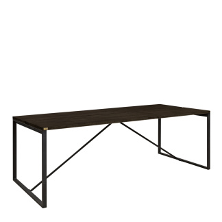 BENNIE Diningtable - BENNIE Diningtable dark