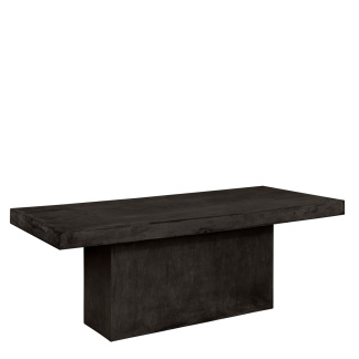 CAMPOS Diningtable Black - CAMPOS Diningtable Black