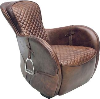 SADDLE Armchair - SADDLE Armchair